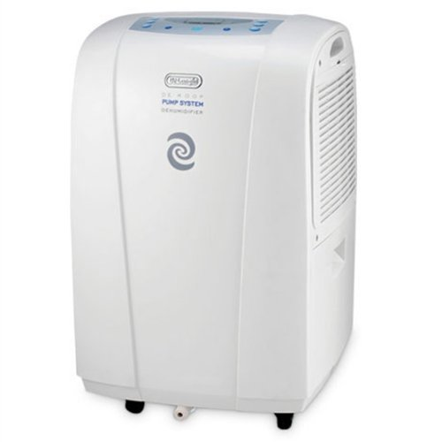 Cheap DeLonghi DE400P Dehumidifier – 40 Pint with Condensate Pump (DE400P)