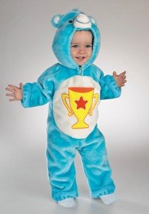Care Bear: Champ Bear Child Costume (Size 1-2) front-855737