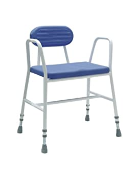 Polyurethane Wide Shower Stool from NRS