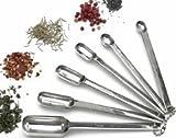 RSVP Endurance Spice Measuring Spoon Set