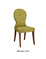 Romeo Dining Chair (Dark Leg)