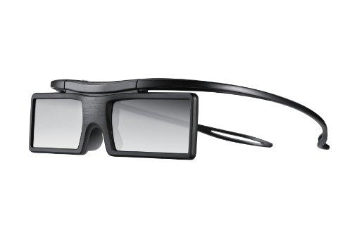 Samsung SSG-4100GB 3D Active Glasses 2012 Models - Black