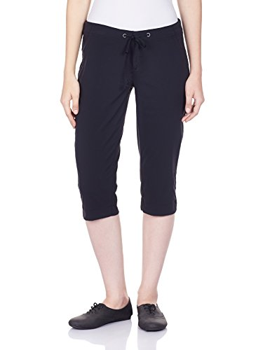 Columbia Women's Anytime Outdoor Capri, Black, 10 (Columbia Omni Shield Pants compare prices)