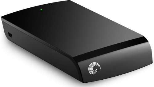 Seagate ST910004EXD101-RK 1TB Expansion USB 2.0 2.5 inch Portable Hard Drive