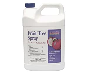 Fruit Tree Spray Concentrate - 204 - Bci,1/2 Gallon(64OZ)