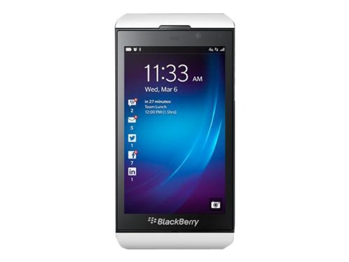 BLACKBERRY Z10 16GB WHITE FACTORY UNLOCKED GSM-Refurbished