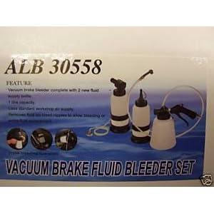 Clarik Vacuum Brake Bleeder & Fluid Extractor For Car & Bike