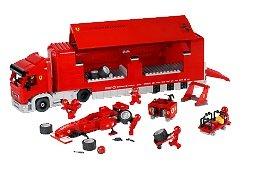 LEGO Racers 8654: Scuderia Ferrari Truck