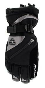 Buy Grandoe Tundra Waterproof Mens Ski Gloves by Grandoe