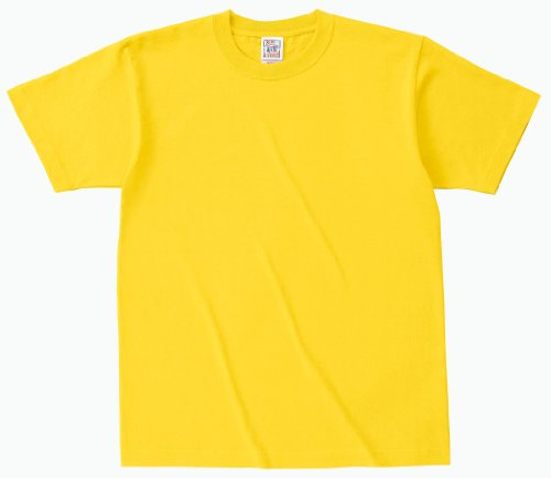 CROSS&STITCH 6.2oz オープンエンドマックスウエイトTシャツ(OE1116)
