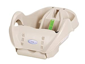 Graco SnugRide Classic Connect Infant Car Seat Base, Tan
