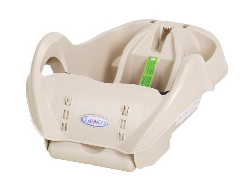 Review Graco Snugride Classic Connect Infant Car Seat Base, Tan