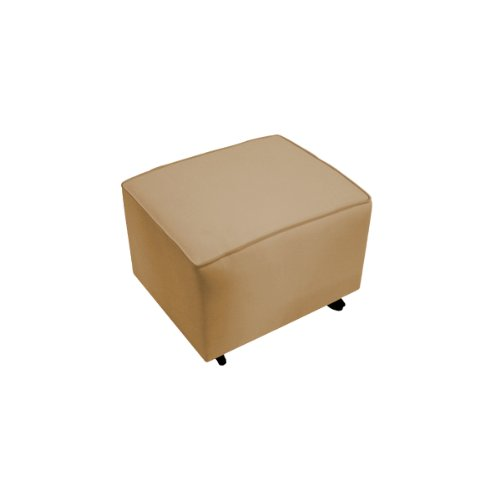 Baby Glider And Ottoman front-114897