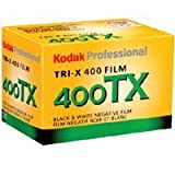 Kodak Professional TRI-X 400/400TX 35mm Black-and-White Film, 36-Exposure Roll