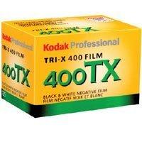 Kodak Professional TRI-X 400/400TX 35mm Black-and-White Film, 36-Exposure Roll