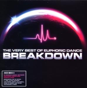 Various - Euphoric Dance Breakdown - The Very Best Of (Disc 1) - Zortam Music