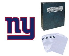New York Giants Football Cards w  Collector
