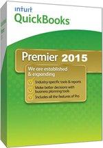 QuickBooks Premier 2015 3 User (Old Version) (Quickbooks Old Version compare prices)