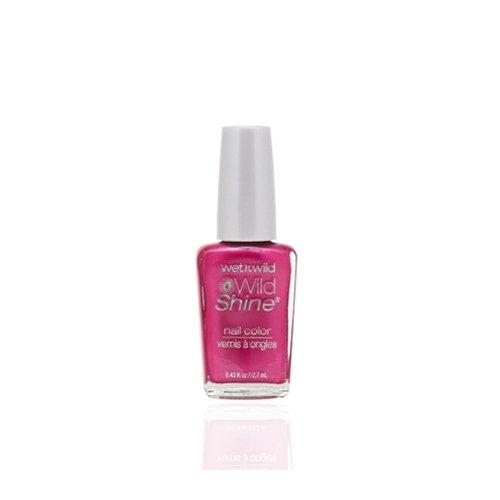 ウェットアンドワイルド Wild Shine Nail Color Lavender Pearlescent