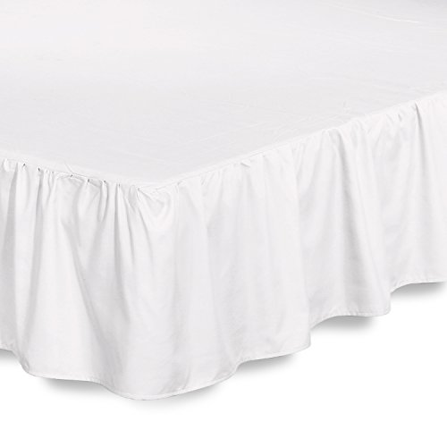 bed-ruffle-skirt-full-white-brushed-microfiber-bed-wrap-with-platform-easy-fit-gathered-style-3-side