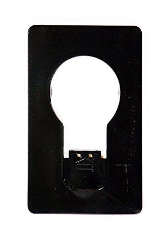 Taschen Lampe, Portable Lampe, Leselampe, Kreditkartengröße