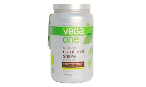 Vega One All-In-One Nutritional Shake (known as Complete Meal Replacement) (Chocolate - 876g)