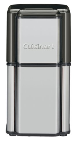 Cuisinart DCG-12BCFR Grind Central Coffee Grinder (Certified Refurbished)