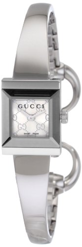Gucci Women's YA128511 G-frame  Watch