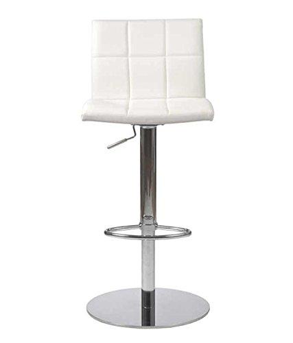 Divano Modular Fly Kitchen and Bar Stool (White)