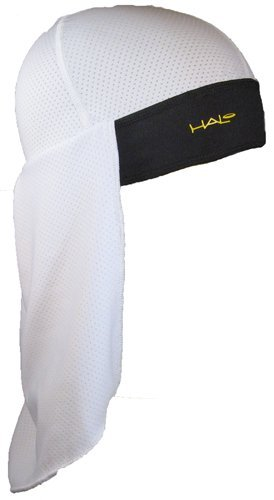 Halo Headbands HSWHITE Solar Headwear