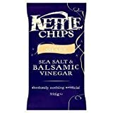 Kettle Chips Sea Salt & Balsamic Vinegar 225G