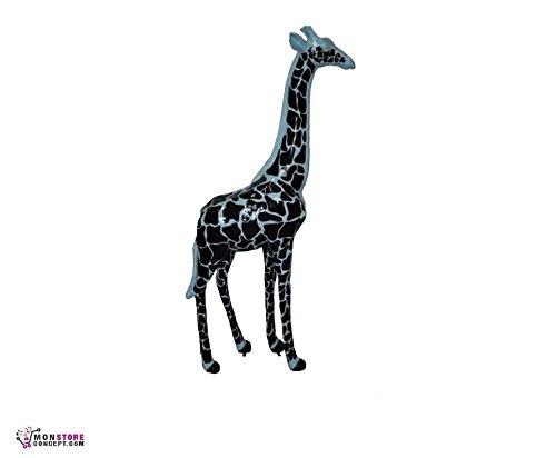 skulptur-giraffe-schwarzen-fleck-h-210-cm-statuette-sculpture-dekoration-innen-aussen-kunstdruck-tie