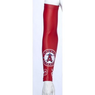 Buy Low Price VOmax LA Angels Anaheim_AW MLB LA Angels Anaheim Unisex Cycling Arm Warmers Size: X-Small (B0053ZODDC)