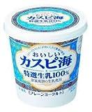 グリコ乳業 おいしいカスピ海 特選生乳100% 400g 6個セット