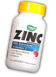 Zinc Loz W/Echinac+Vit C Loz (60 )