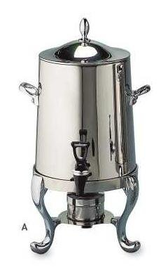 Waring Wpg150 Stainless Steel Coffee Urn 55 Cup