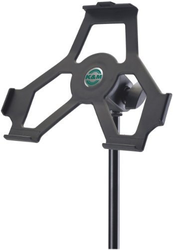 K&M Stands Ipad2 Mic Stand Holder
