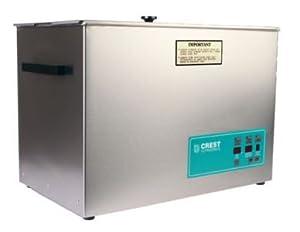 Crest 5 Gallon CP1800D Digital Heated Ultrasonic Cleaner & Basket
