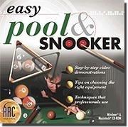 Arc Media EASYPOOL Easy Pool And Snooker [windows & Macintosh]