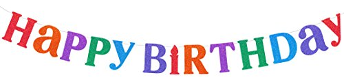 Miniature-Glitter-Happy-Birthday-Banner-Birthday-Party-Decorations-and-Supplies-for-Kids