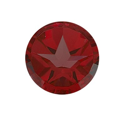 1.45 Cts of 7x7 mm Texas Star Loose Garnet (1