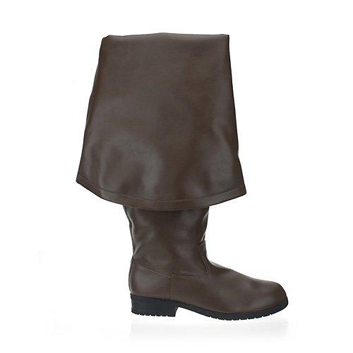 Maverick-2045 Costume Shoes - Size 11 (Jack Sparrow Boots)