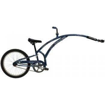 Adams Trail-A-Bike Original Folder, Blue front-63630