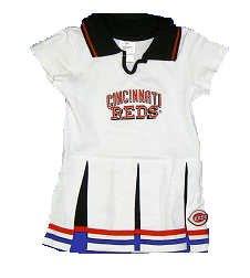 Cincinnati Reds Girls Cheerleader Outfit - Buy Cincinnati Reds Girls Cheerleader Outfit - Purchase Cincinnati Reds Girls Cheerleader Outfit (Majestic, Majestic Dresses, Majestic Girls Dresses, Apparel, Departments, Kids & Baby, Girls, Dresses, Girls Dresses, Jumpers, Girls Jumpers, Jumper Dresses, Girls Jumper Dresses)