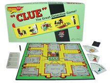 Buy Clue 1949 First Edition by Winning Moves Games