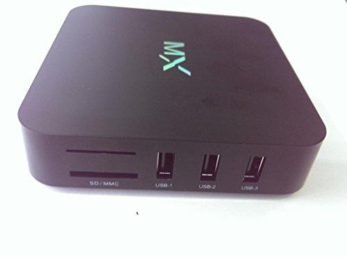 Mx Smart Tv Box Media Player Amlogic Free Xbmc Gotham 13.1 Android 4.2 Fully Loaded Smart Tv BOX at Gotham City Store