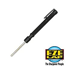 EZE-LAP C Retractable Shaft with Two Grooves for Sharpening Fish Hooks