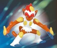 Pokemon Diamant u. Perl Maxi Collection Action Figur: Panferno