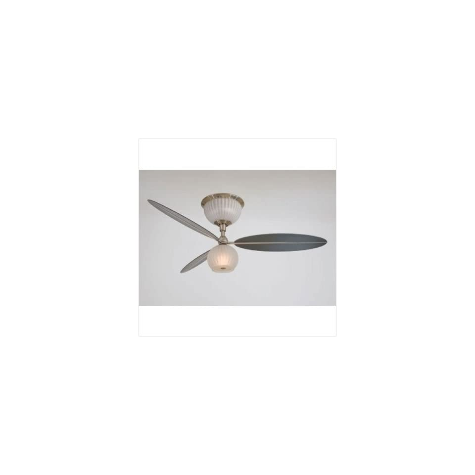 Minka Aire Ceiling Fans F816 Minka Aire George Kovacs Ensemble Ceiling Fan Brushed Nickel