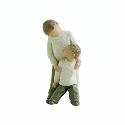 Demdaco - Brothers Figurine By Willow Tree from DEMDACO - Home